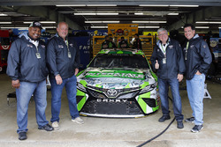 Kyle Busch, Joe Gibbs Racing Toyota guests