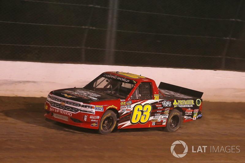 Bobby Pierce, GOTTA RACE / 866-GET-A-PRO METAL ROOFING Chevrolet Silverado