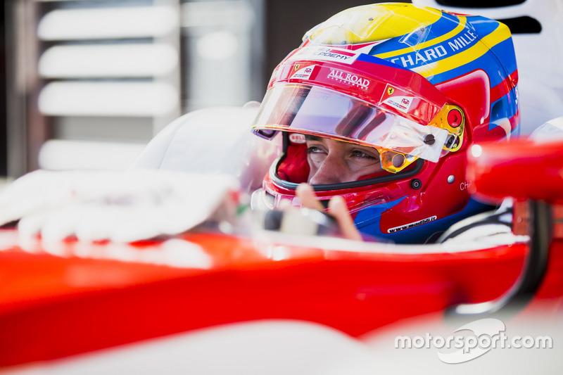 Charles Leclerc, PREMA Racing