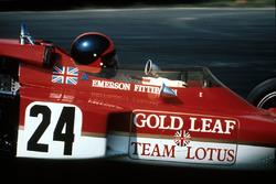 Emerson Fittipaldi, Team Lotus 72C