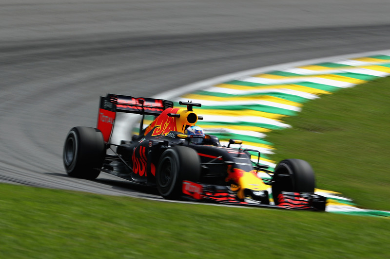 6. Daniel Ricciardo, Red Bull Racing RB12