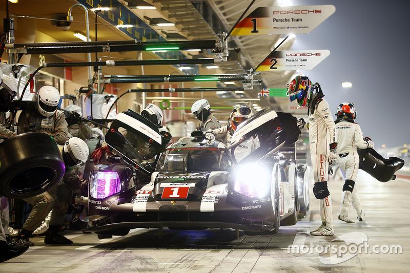 7. #1 Porsche Team Porsche 919 Hybrid: Тімо Бернхард, Марк Веббер, Брендон Хартлі