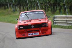René Tschirky, Opel Kadet C, MB Motorsport