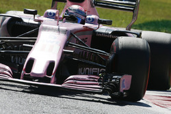 Sergio Perez, Force India F1 VJM10