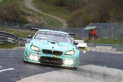 #33 Falken Motorsports, BMW M6 GT3: Peter Dumbreck, Alexandre Imperatori, Stef Dusseldorp