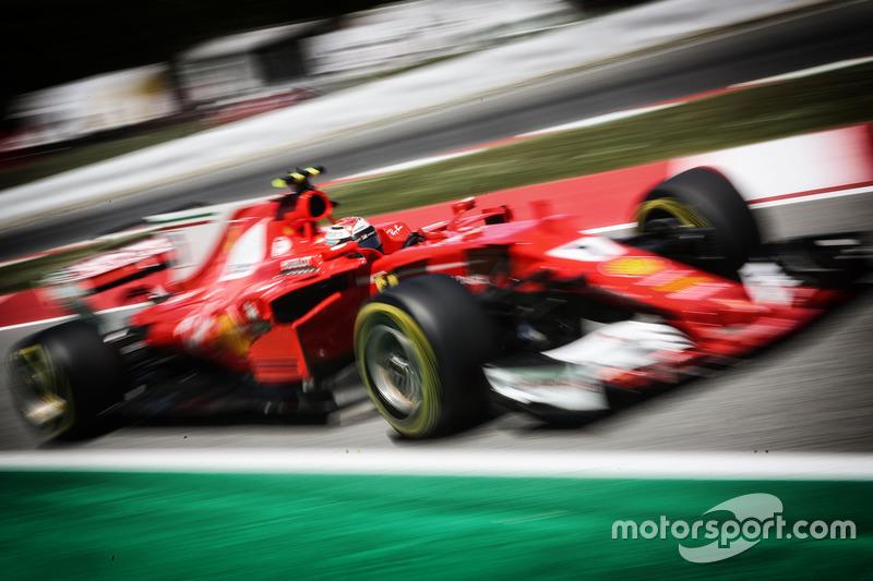 4 місце — Кімі Райкконен, Ferrari. Умовний бал — 20,139