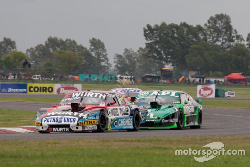 Juan Martin Trucco, JMT Motorsport Dodge, Juan Jose Ebarlin, Donto Racing Chevrolet