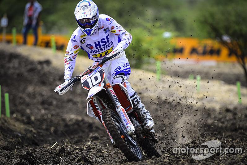 Calvin Vlandereen, HSF Motorsport