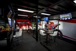 Pramac Racing konuk alanı