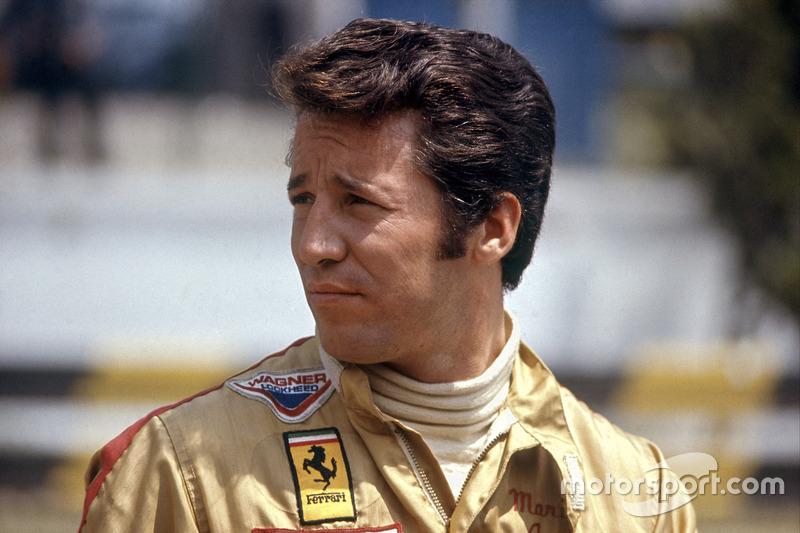 Mario Andretti (1 victoria)