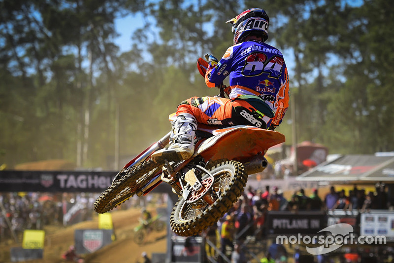 Jeffrey Herlings, KTM Factory Racing