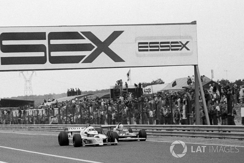 1979. Первая выигранная гонка