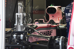 Sahara Force India VJM10: Frontpartie