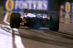 Heinz-Harald Frentzen, Williams FW19 Renault