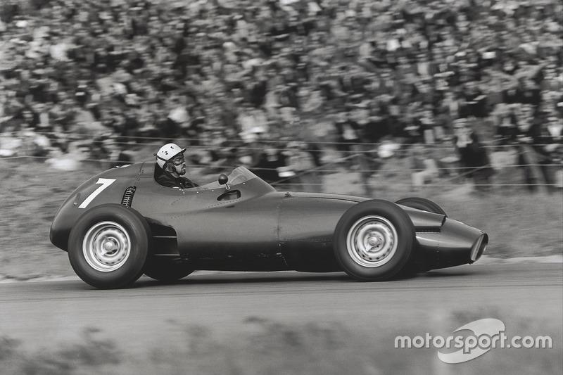 Jo Bonnier (BRM) - GP Pays-Bas 1959