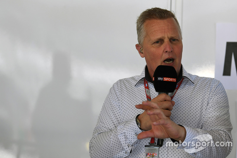 Johnny Herbert, Sky TV