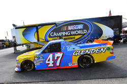 Chris Fontaine, Glenden Enterprises Toyota Tundra