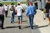 Льюіс Хемілтон, Mercedes AMG F1, невиконавчий директор Mercedes AMG F1 Нікі Лауда