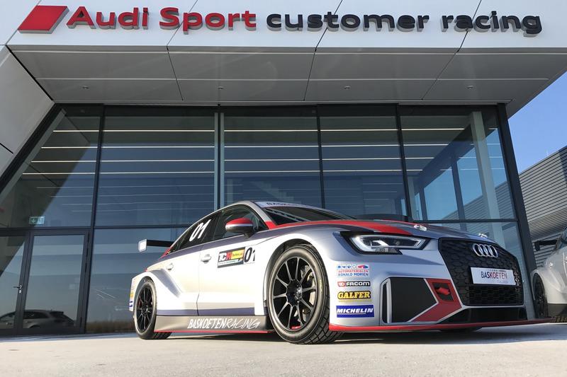 Audi RS 3 LMS TCR
