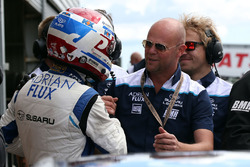 Race winner Jason Plato, Team BMR Subaru Levorg