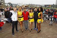 Максим Мартен, BMW Team RBM, BMW M4 DTM, Лоік Дюваль, Audi Sport Team Phoenix, Audi RS 5 DTM, Пол ді Реста, Mercedes-AMG Team HWA, Mercedes-AMG C63 DTM та грід-гьолз