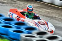 Rubens Barrichello na Granja Viana - 500 Milhas de Kart