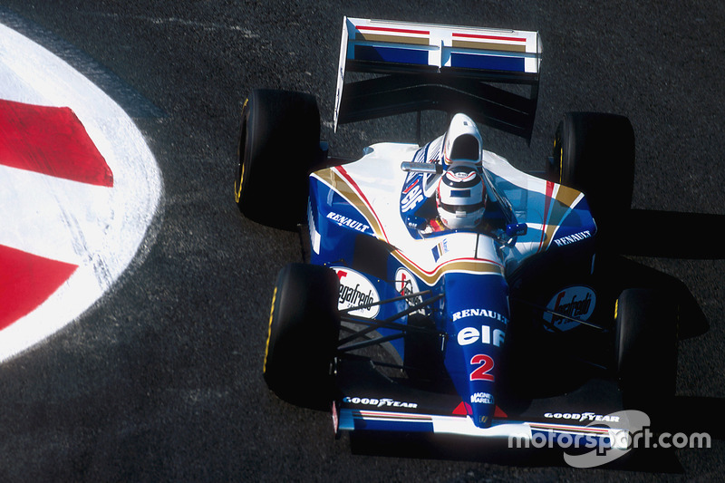 1994 - Williams FW16 Renault