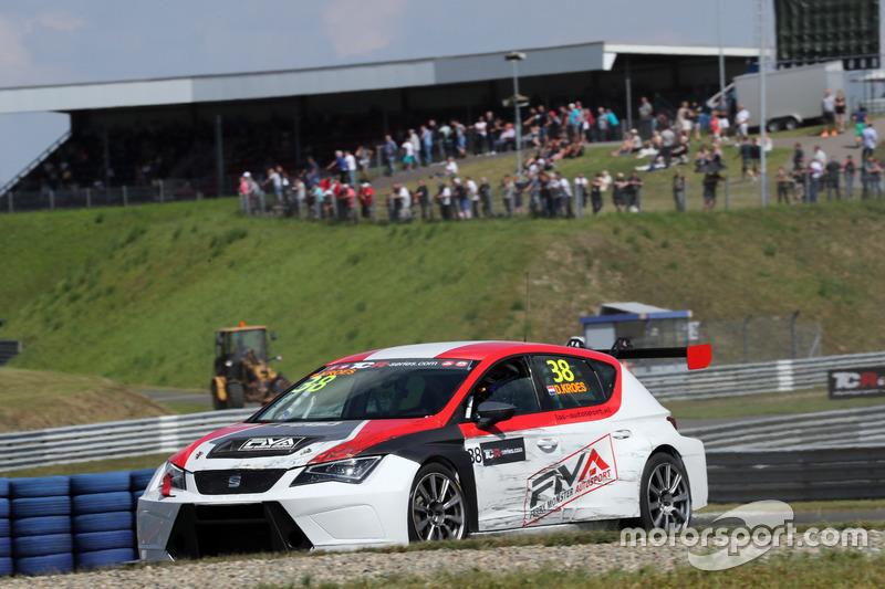 Данні Крус, Ferry Monster Autosport, SEAT León TCR