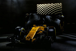 The Renault Sport F1 Team RS17 is unveiled