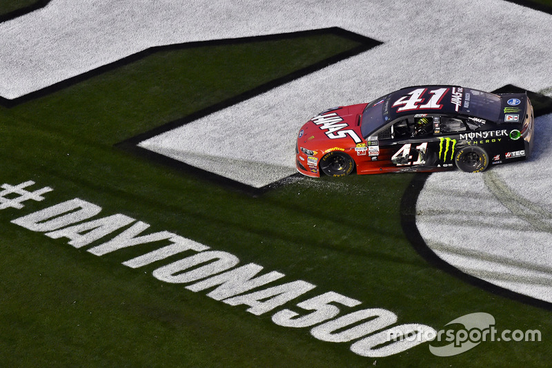 2017, Daytona 500: Kurt Busch (Stewart/Haas-Ford)