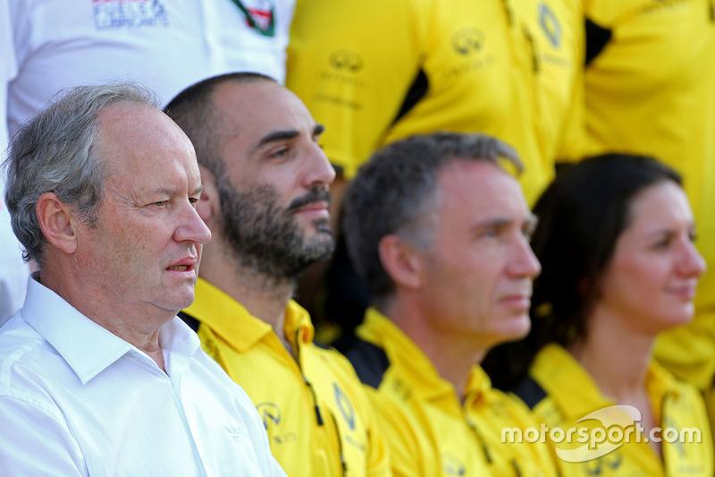 Jerome Stoll, Renault Sport F1 Presiden