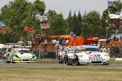 Leonel Sotro, Di Meglio Motorsport Ford, Omar Martinez, Martinez Competicion Ford