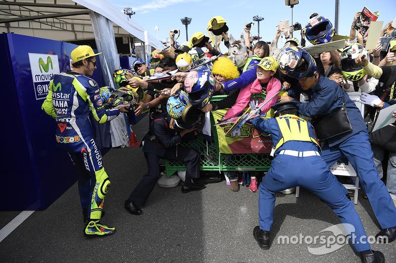 MotoGP : La folie Rossi