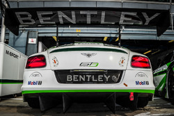 Bentley Team M-Sport, Bentley Continental GT3