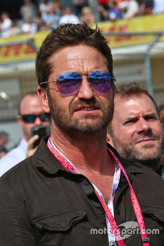 جيرارد بتلر، ممثل