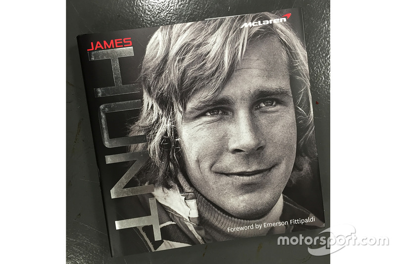 James Hunt biografie