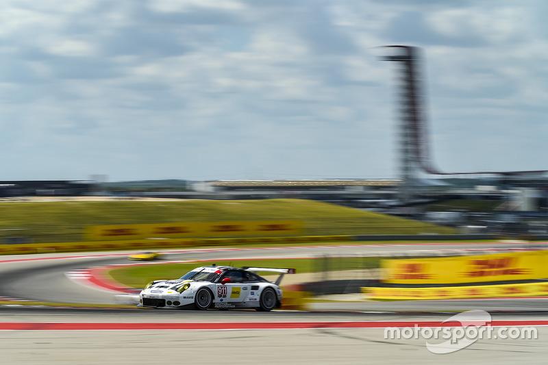 #911 Porsche Team North America, Porsche 911 RSR: Nick Tandy, Patrick Pilet
