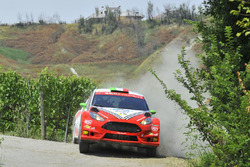 Giandomenico Basso, Lorenzo Granai, Ford Fiesta R5 LDI, BRC