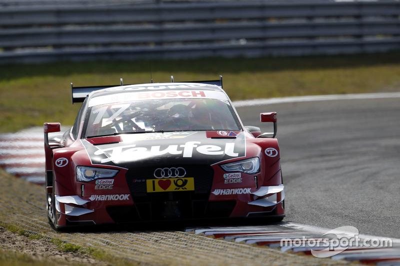 23. Miguel Molina, Audi Sport Team Abt Sportsline, Audi RS 5 DTM (Strafe: Fünf Startplätze zurück)