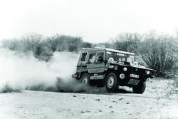 Freddy Kottulinsky, Gerd Löffelmann, Volkswagen Iltis