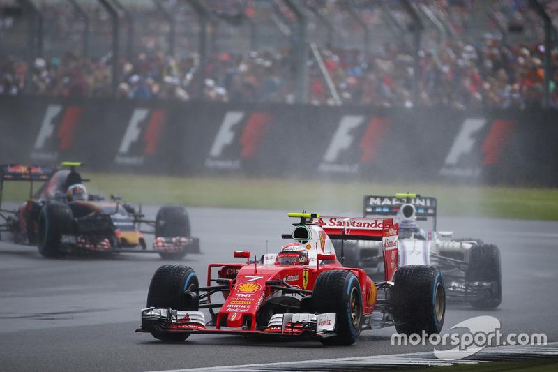 Kimi Raikkonen, Scuderia Ferrari SF16-H