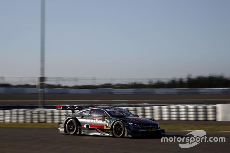 10. Maximilian Götz, Mercedes-AMG Team HWA, Mercedes-AMG C63 DTM