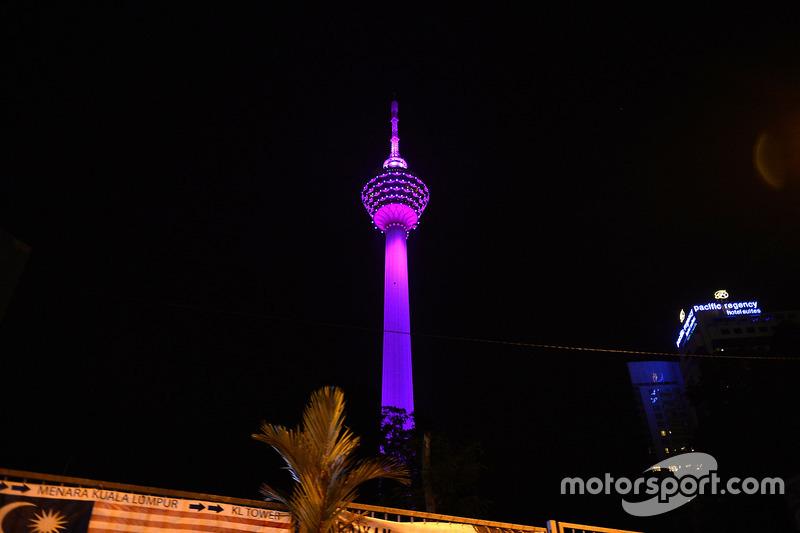 Kuala Lumpur atmosphere