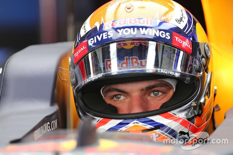 Max Verstappen (NL), Red Bull Racing