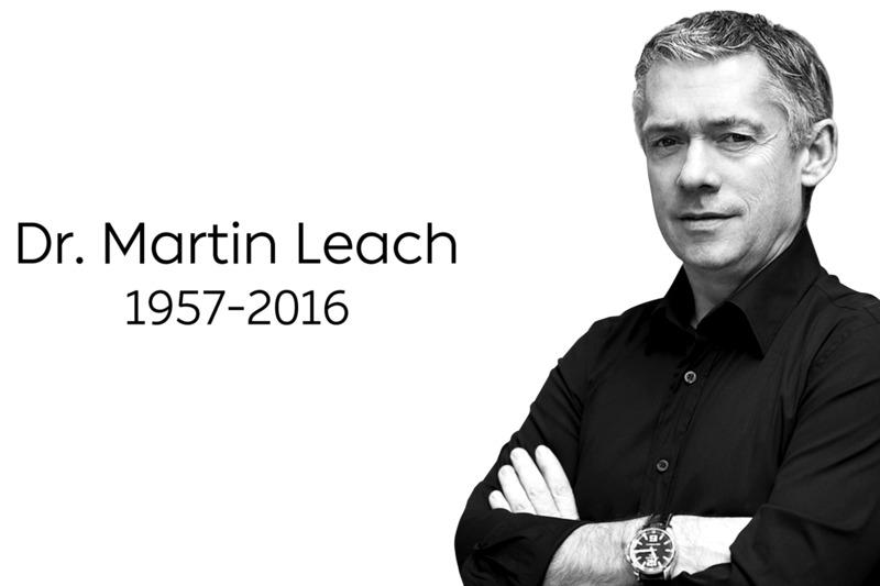 Dr.Martin Leach