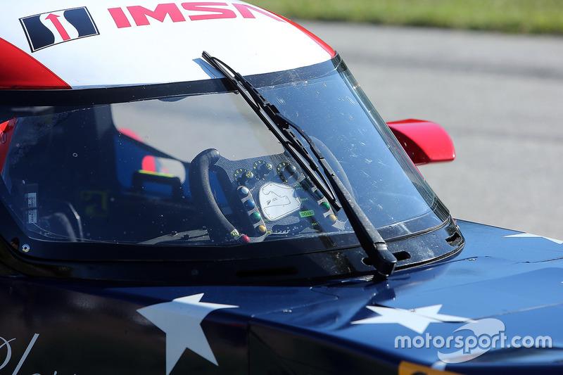 Detail of #0 Panoz DeltaWing Racing DWC13: Katherine Legge, Sean Rayhall