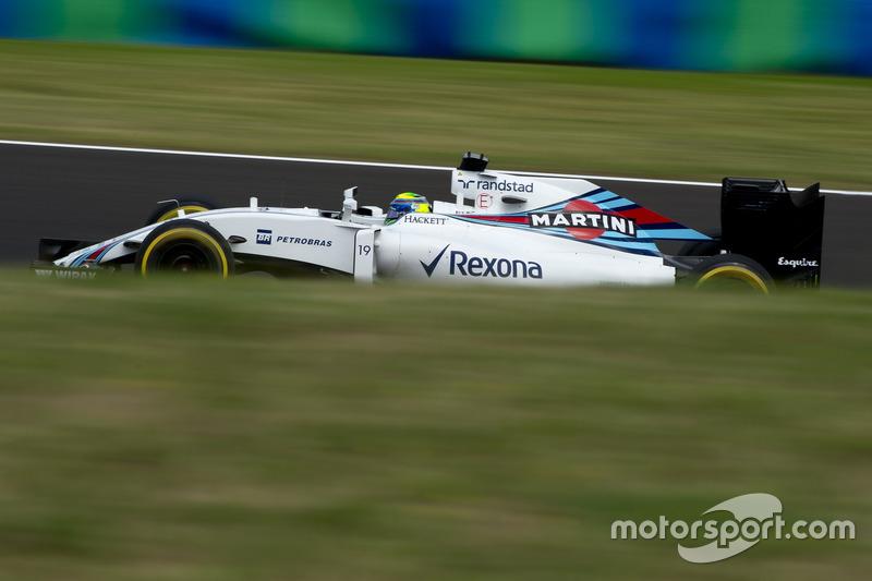 Felipe Massa, Williams, FW38