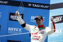 2. Norbert Michelisz, Honda Racing Team JAS, Honda Civic WTCC