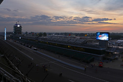 Sunrise over IMS