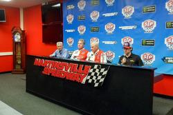 Wood Brothers Racing: Leonard Wood, Eddie Wood, Len Wood, Ryan Blaney